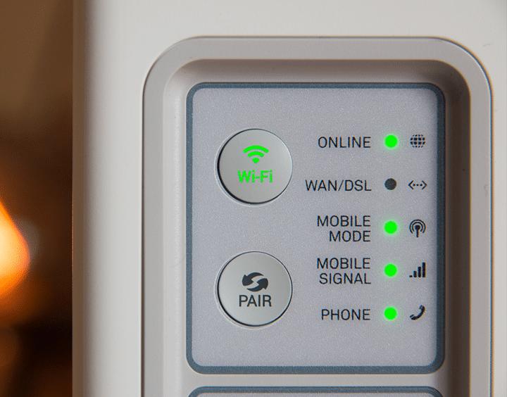 WLAN & Internet - Der Prozessor